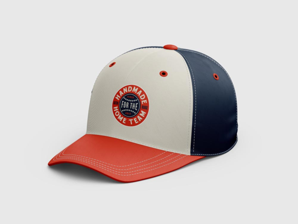 Baseball Cap PSD Mockup