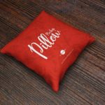 Free Branded Pillow Mockup