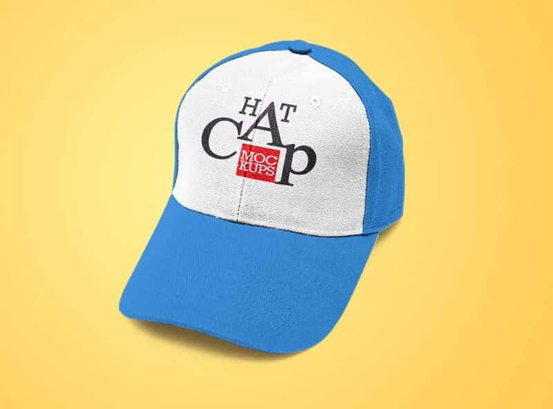 Free Hat Cap Mockup