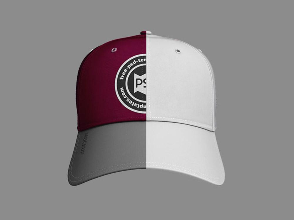 PSD Baseball Cap Mockup