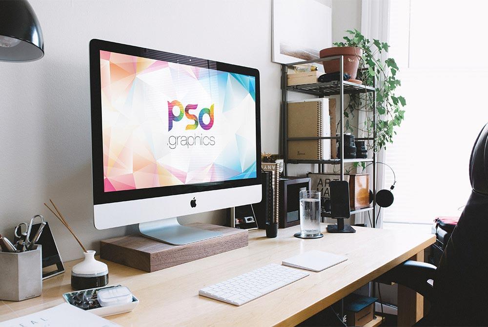 New iMac Mockup