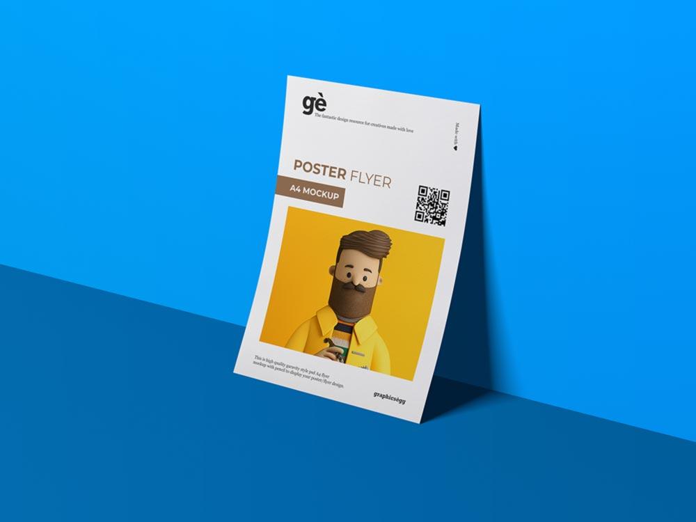 A4-PSD-Flyer-Mockup