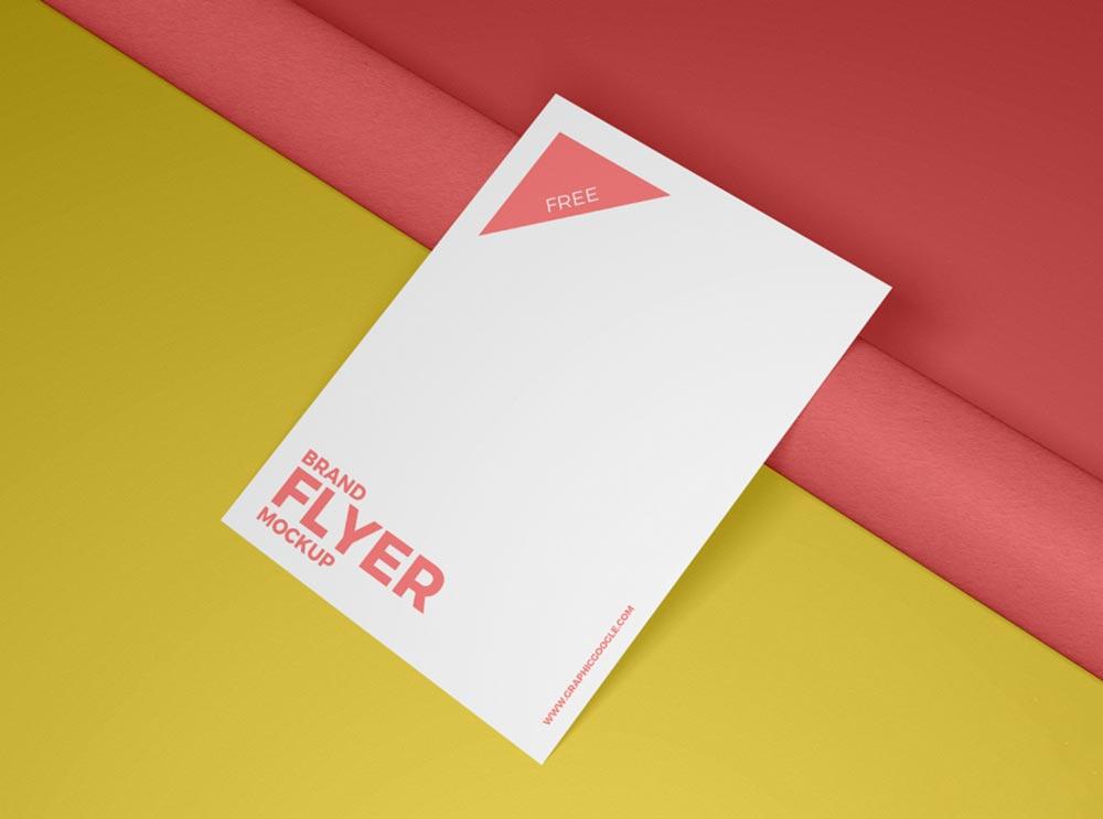 Blank-Flyer-Mockup