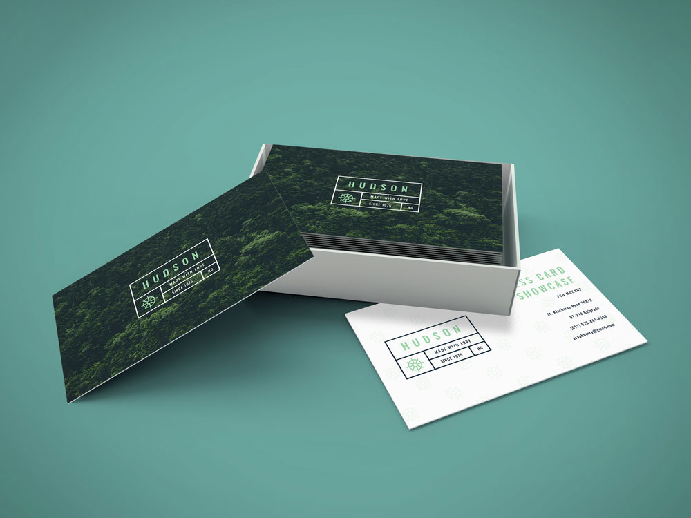 Clean-Business-Cards-PSD-Mockup