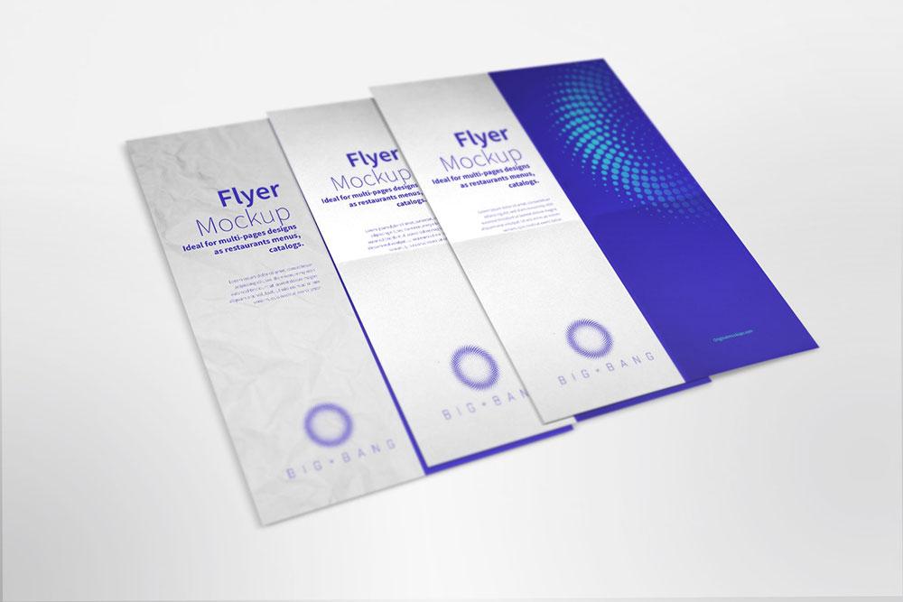 Flyer-Mockup-PSD