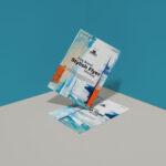 Free Stylish Flyer Mockup