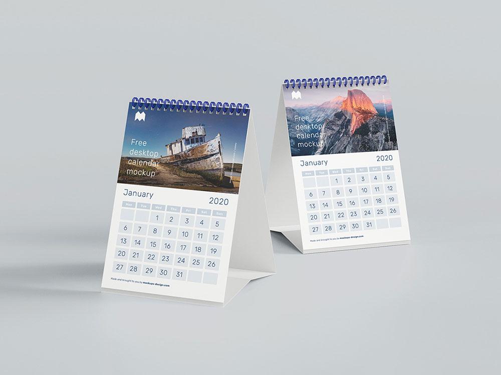 A5-Desk-Calendar-Mockup