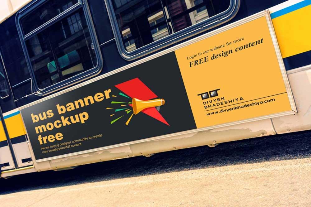 Bus-Banner-Mockup