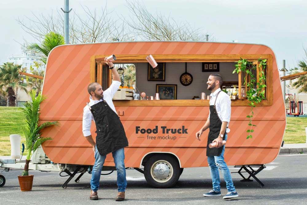Food-Truck-Mockup-PSD