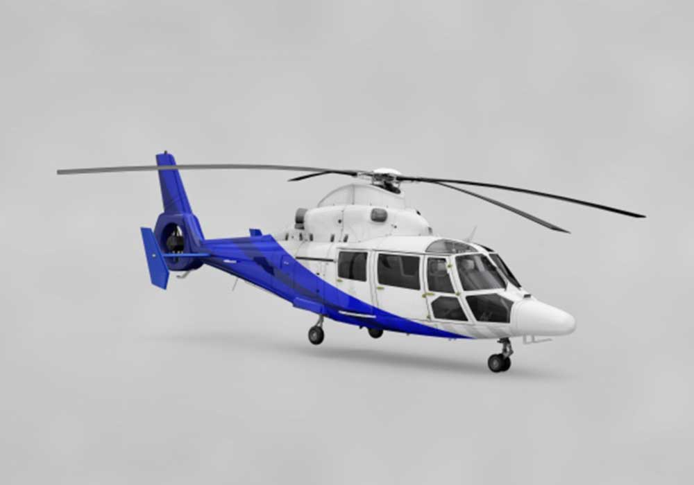 Helicopter-PSD-Mockup