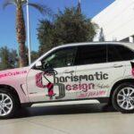 Free Luxury Car Mockup