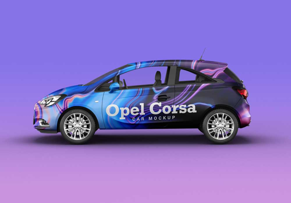 Opel-Corsa-Car-Mockup