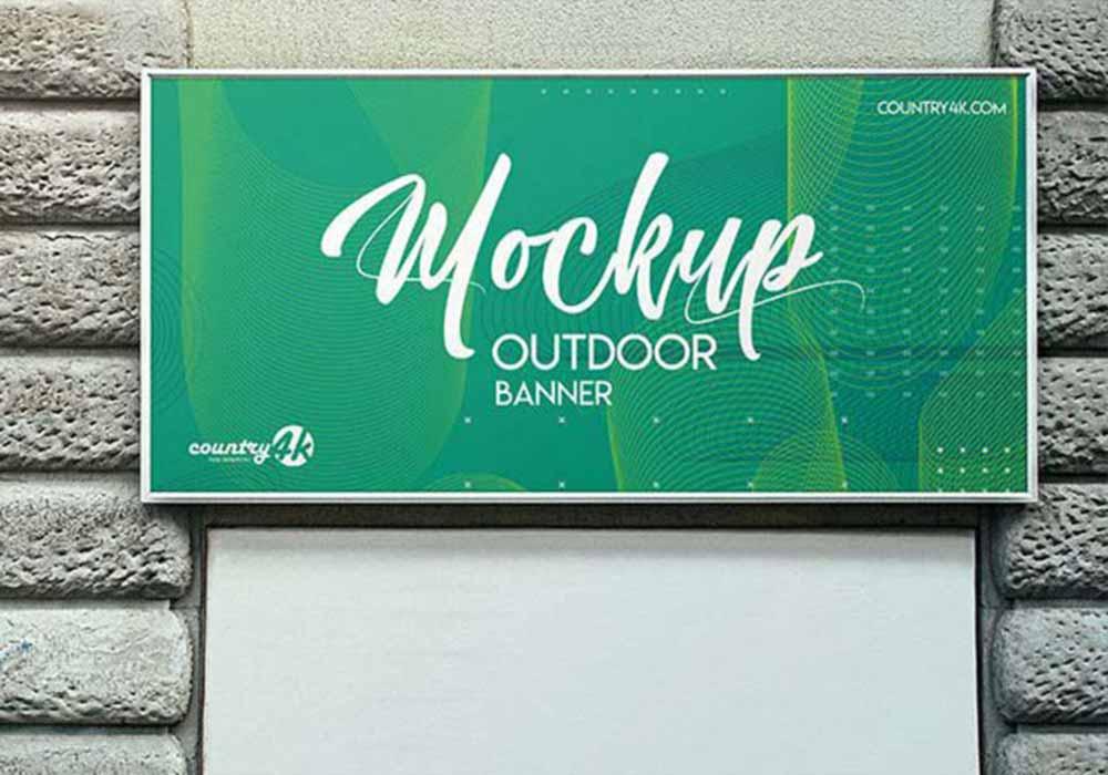 Outdoor-Banner-Mockup