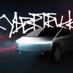 Free Tesla Cybertruck Mockup PSD