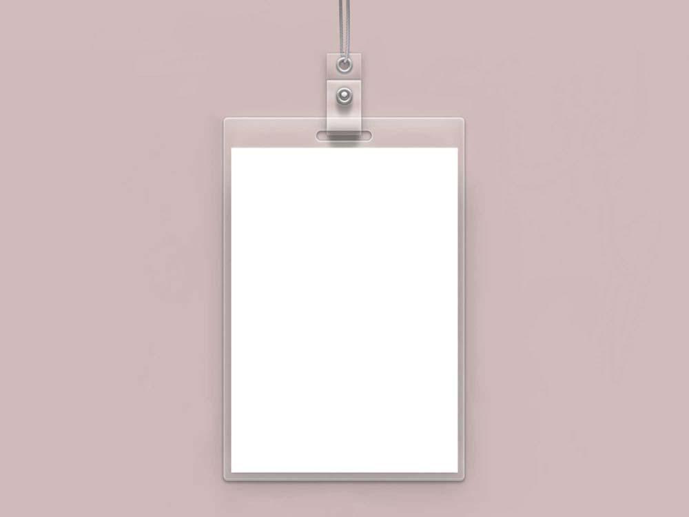 Blank-ID-Card-Mockup