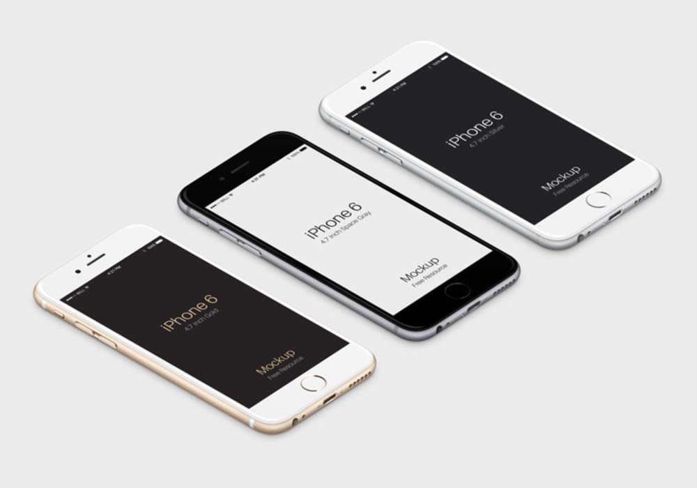 3D-View-iPhone-6-Mockup