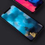 Free Dark iPhone X Mockup