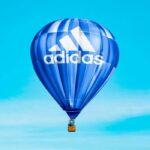 Free Hot Air Baloon Logo Mockup