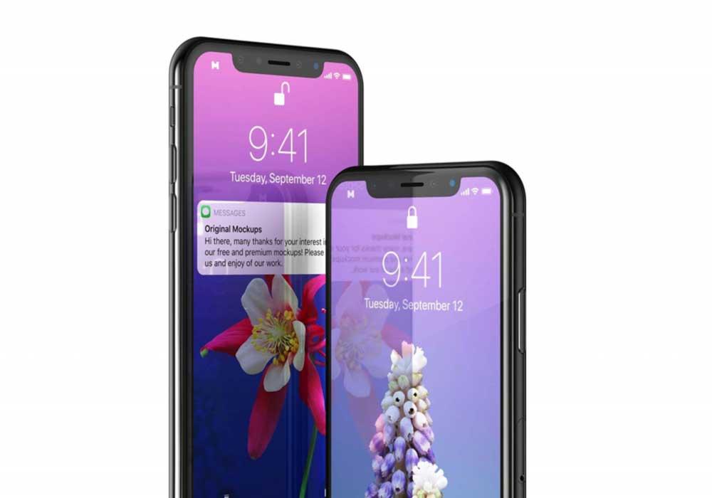 Modern-iPhone-X-PSD-Mockup