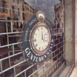 Free Shop Window Logo PSD Mockup