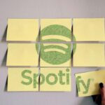 Free Sticky Notes Logo Mockup