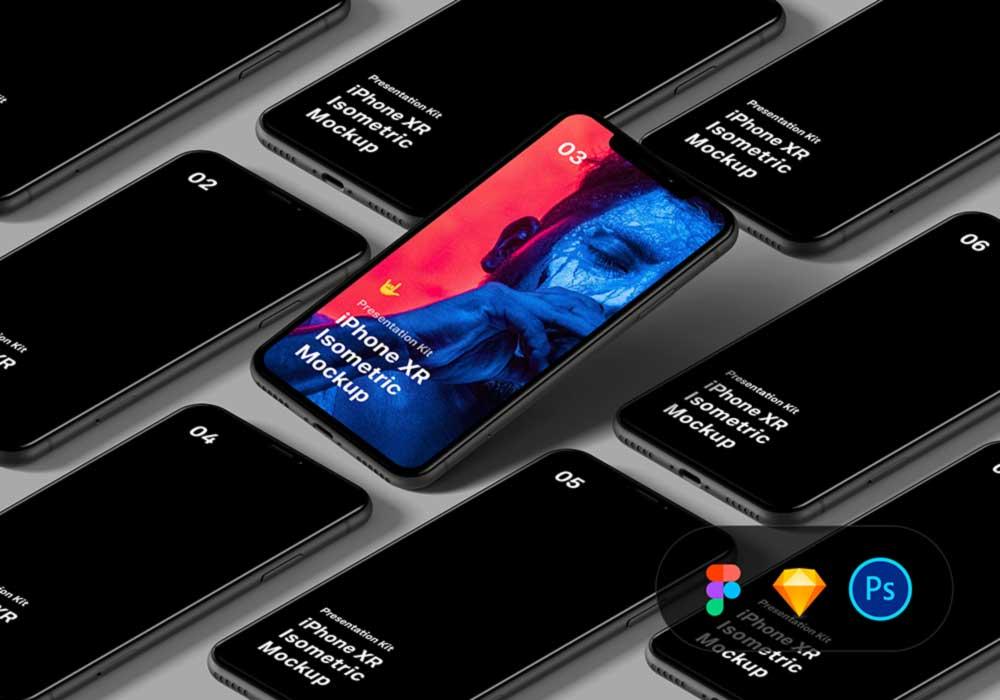 iPhone-XR-PSD-Mockup