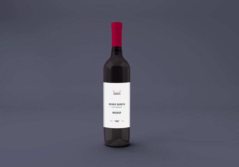Wine-Bottle-Mockup