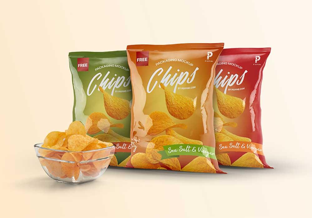 Chips-Bag-Packaging-Mockup
