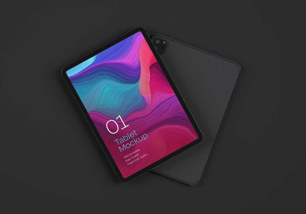Dark-iPad-Pro-Mockup