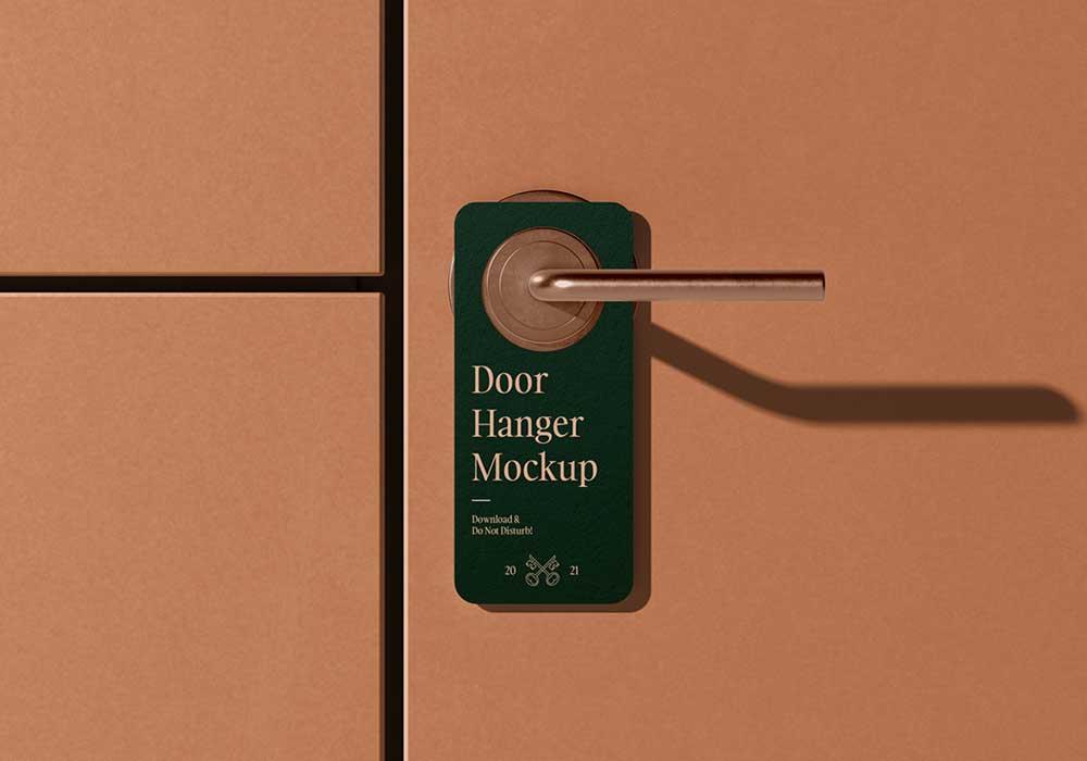 Door-Hanger-PSD-Mockup
