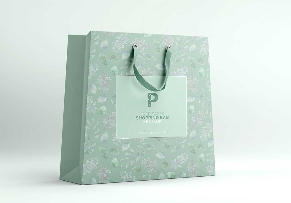 Minimal-Paper-Shopping-Bag-Mockup