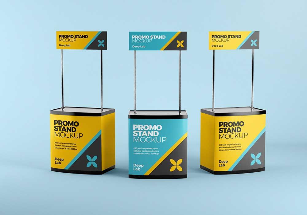 Promo-Stand-Mockup