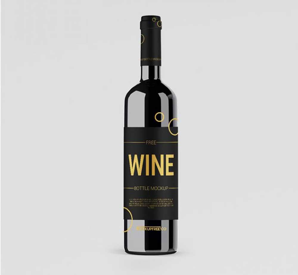 Wine-Bottle-Mockup-PSD