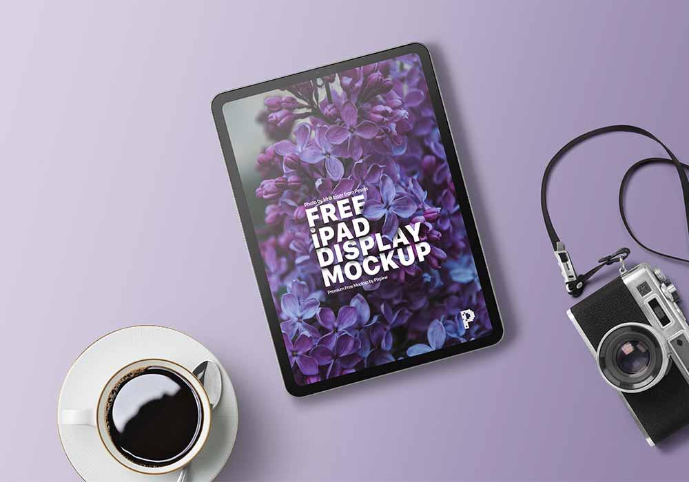 iPad-Display-Mockup